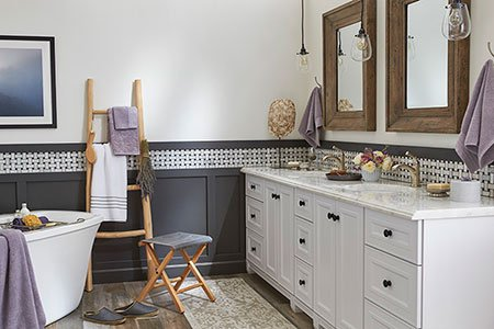 simple yet effective small bathroom remodeling ideas for